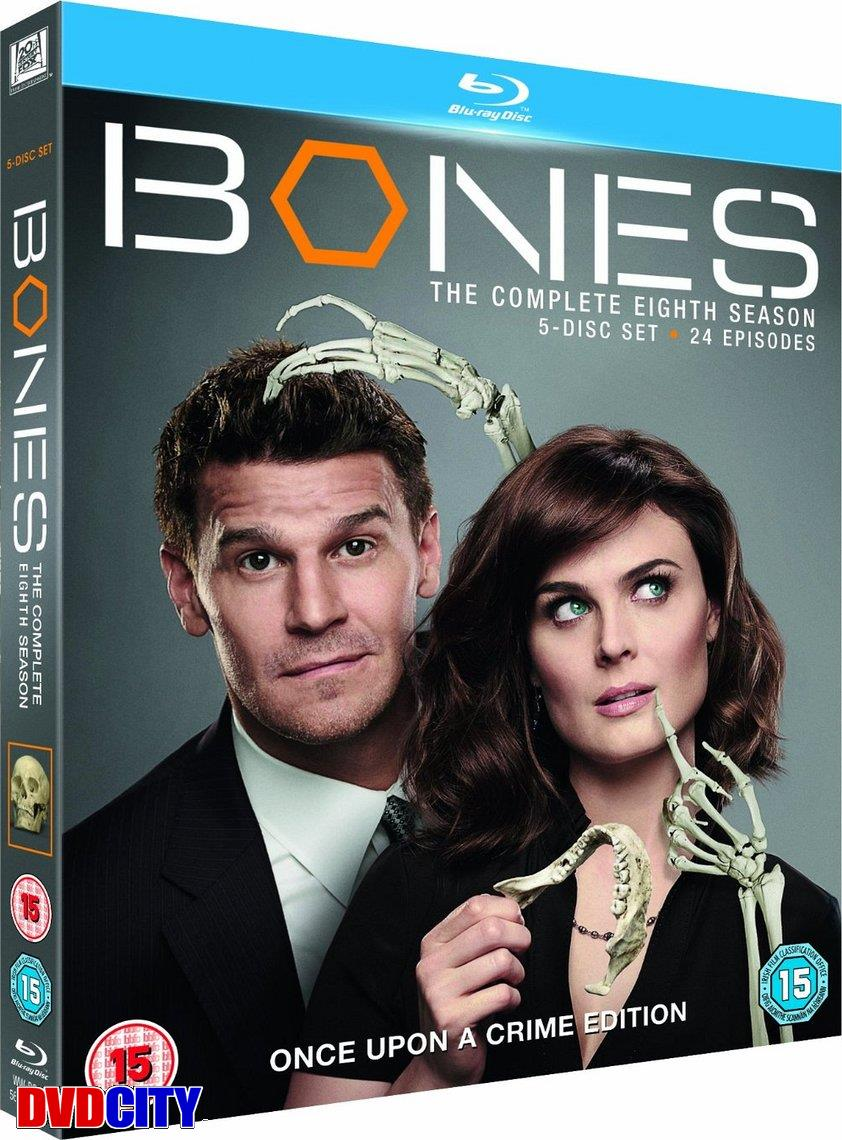 Bones - Season 8 (2012) - BluRays dk